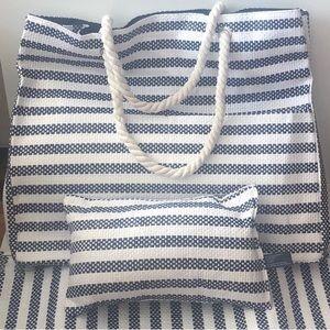 Handbags - DSW promo tote, matching pillow, blanket